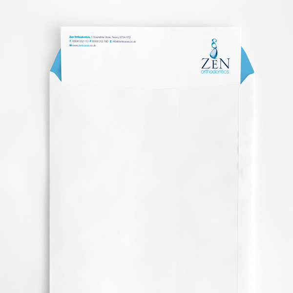 Zen Envelopes A4