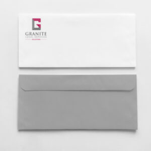 granite envelopes