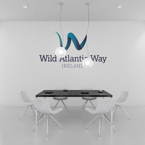 Wall graphics, wall decals interior